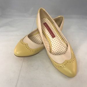 ModCloth/ B.A.I.T Ida Pump- Yellow